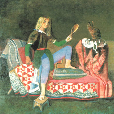 Balthus chat 3